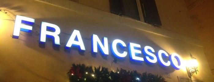 Da Francesco is one of ristoranti Roma.