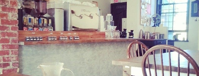 Aperture Coffee Bar is one of Independent Coffee in Vancouver.