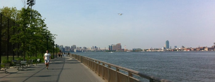 East River Park Track is one of to do list.