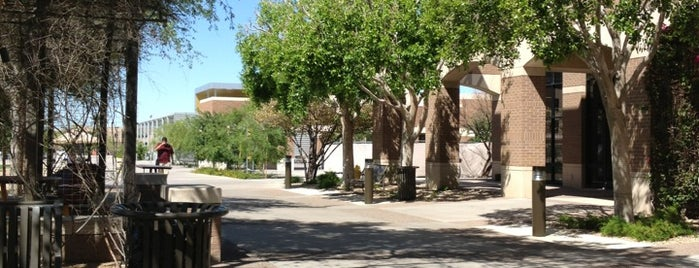 Arizona State University - West Campus is one of West Points of Pride.