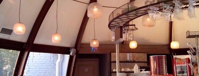 Dragee is one of Cafe Kyiv (Kiev, Ukraine).