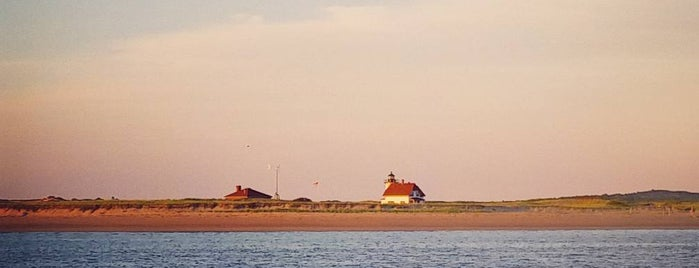 Race Point Lighthouse is one of Landmarks.