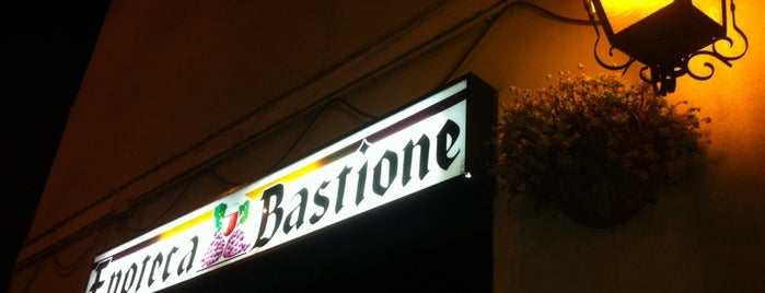Enoteca Bastione is one of preferiti.