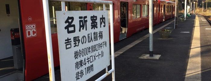竹中駅 is one of 豊肥本線.