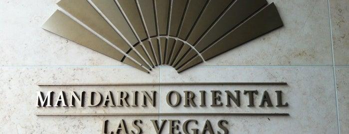 Mandarin Oriental, Las Vegas is one of Las Vegas.