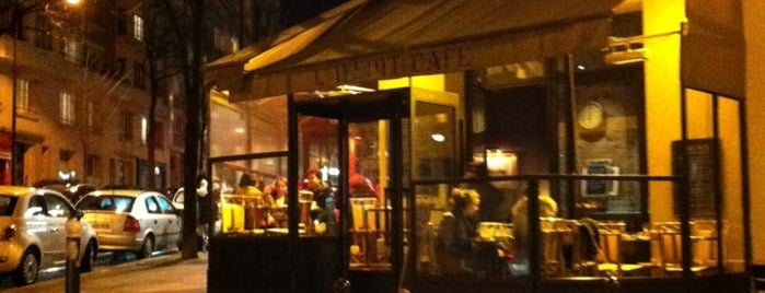L'Inédit Café is one of Nice Restaurants @ Paris.