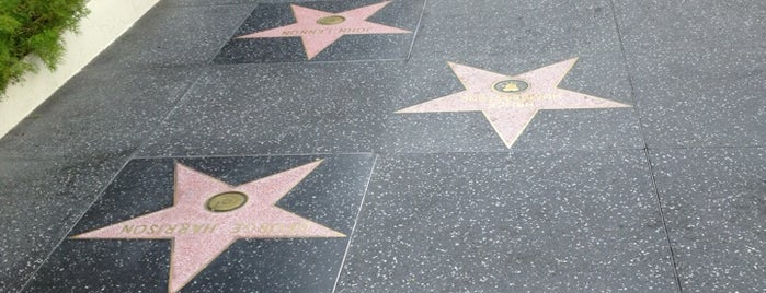 Hollywood Walk of Fame is one of Best of USA.