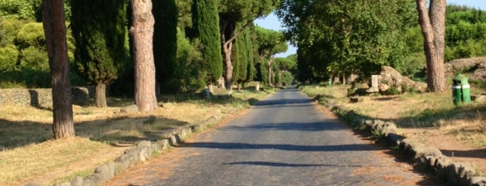 Via Appia Antica is one of Rome.