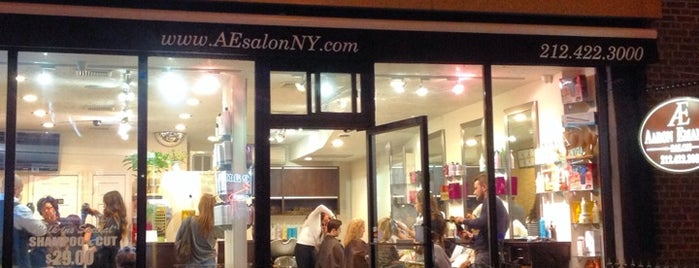 The 15 best places for a massage in the upper east side for Aaron emanuel salon nyc