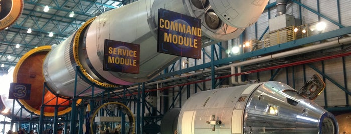 Apollo/Saturn V Center is one of Spring Break 2012.