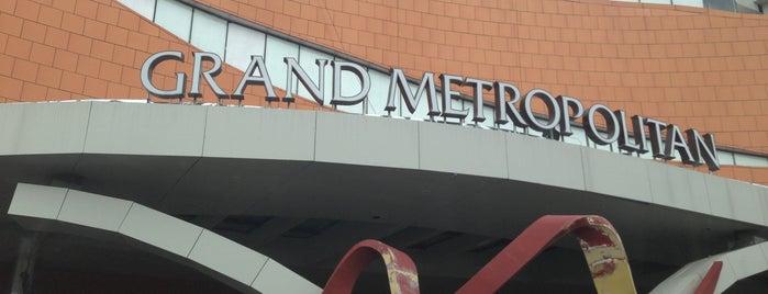 Grand Metropolitan is one of Bekasi.