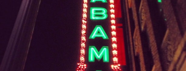 The Alabama Theatre is one of Best places in Birmingham, AL.