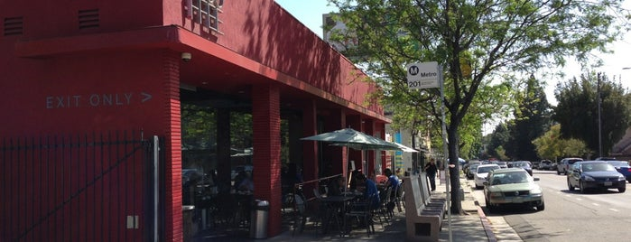 Lamill Coffee Boutique is one of WiFi-friendly and/or Laptop-ready in SFValley+.