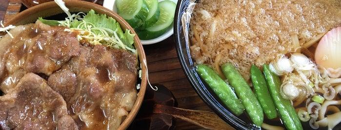 あぜみち is one of The 麺.