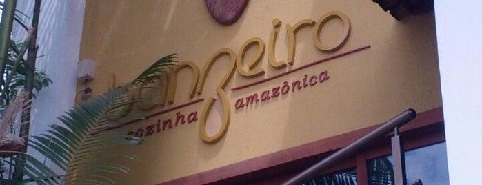 Banzeiro Cozinha Amazônica is one of Best places in Manaus, Brasil.