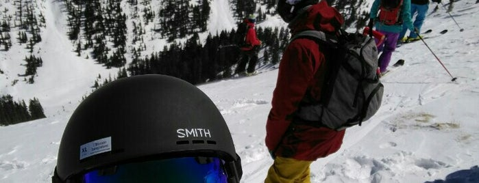 Silverton Ski Area is one of Best of Colorado.