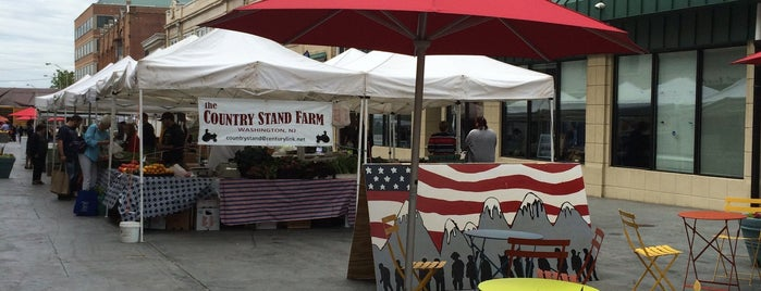 Farmer's Markets to Visit