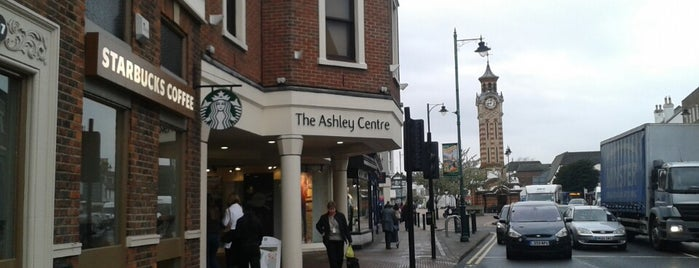The Ashley Centre is one of All-time favorites in United Kingdom.