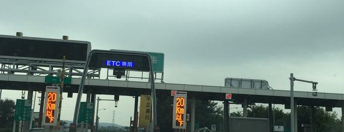 青梅IC is one of 高速道路.