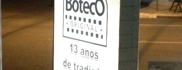 Boteco Original is one of Wi-fi grátis.