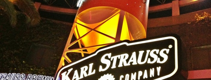 Karl Strauss Brewing Company is one of BEER!.