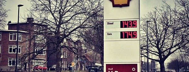 Shell is one of Shell Tankstations.