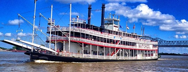 Steamboat Natchez is one of Nola Life at Night.