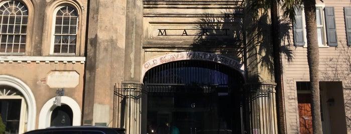 Old Slave Mart Museum is one of Charleston, SC #visitUS.