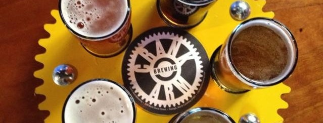 Crank Arm Brewing Company is one of Raleigh Favorites.