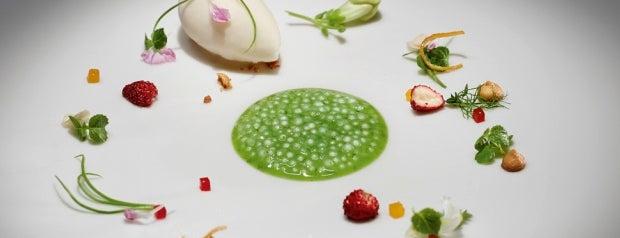 Gourmetrestaurant Vendôme is one of 20 favorite restaurants.