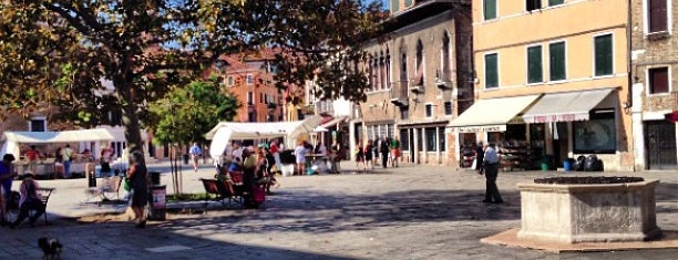 Campo Santa Margherita is one of Italy Musts!.