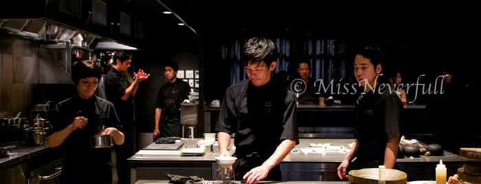 フロリレージュ is one of Fine Dining Tokyo.