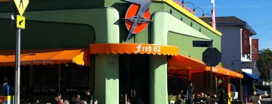 Fred 62 is one of LA Break Fast.