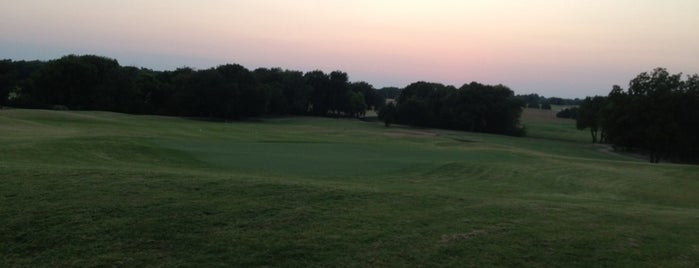 Buffalo Creek Golf Club is one of * Gr8 Golf Courses - Dallas Area.