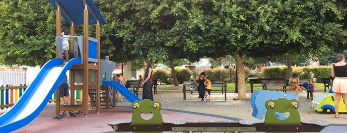 Plaza Navarro Rodrigo is one of Alicante urban treasures.
