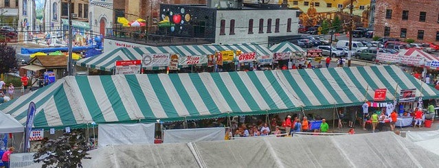 Pittston Tomato Festival is one of PA Shooflyer.