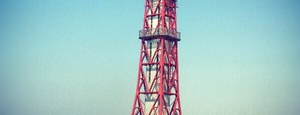 Hakata Port Tower is one of Observation Towers @ Japan.