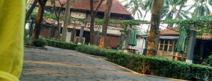 Taman Sari Food and Cultural Center is one of Favorite Great Outdoors.