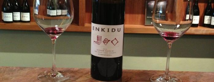 Enkidu Winery is one of Wineries / Vineyards.