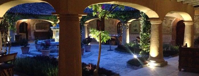 Hoteles san miguel for Villas quetzal celaya