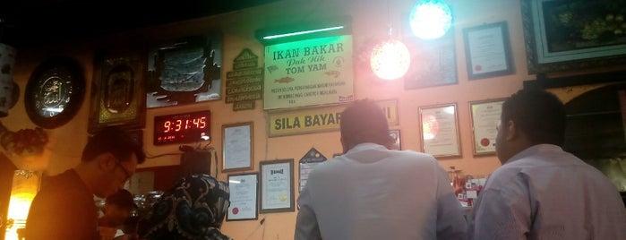 Nik Ikan Bakar dan Tomyam is one of Makan @ Pahang #1.