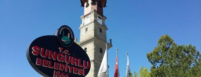 Sungurlu is one of All-time favorites in Turkey.