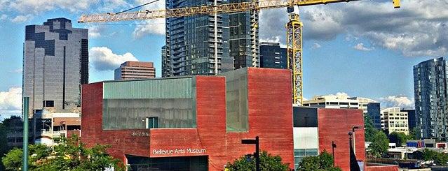 Bellevue Arts Museum is one of Gallery.
