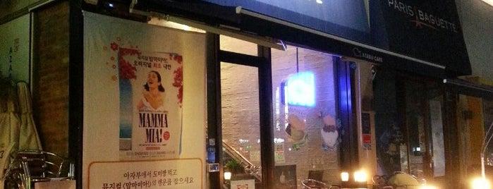 AZABU is one of Cafe & Bakery.