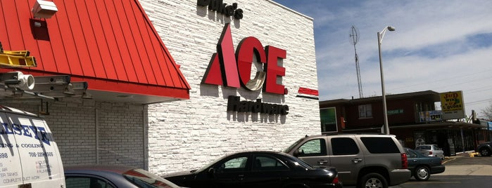 Dukes Ace Hardware is one of favorites.