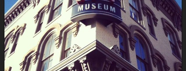 International Spy Museum is one of Family trips.