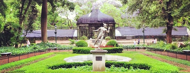 "Jardín Botánico ""Carlos Thays"" is one of Argentina."