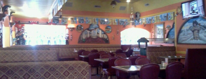 The Mexican Restaurant at IDAHO, US