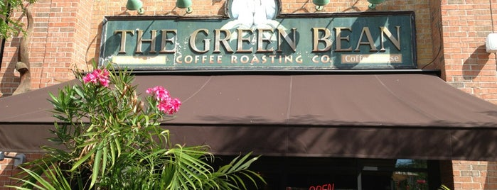 Green Bean Coffee Co. is one of World Coffee Places.