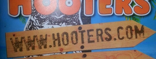 Hooters of Ontario is one of Watch Party Location.